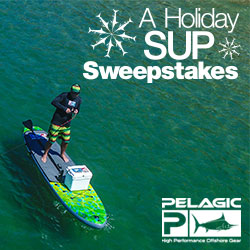 A Holiday Pelagic SUP Sweepstakes