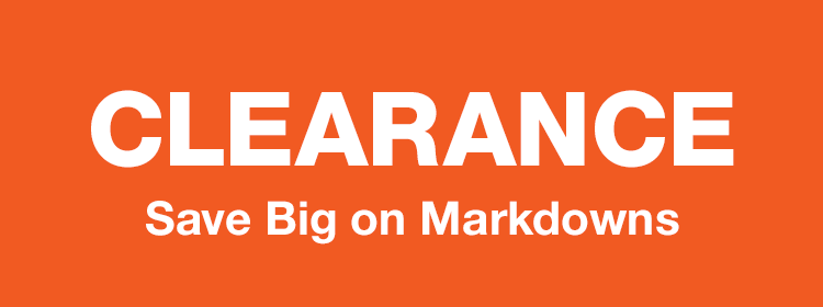 Clearance - Save Big on Markdowns