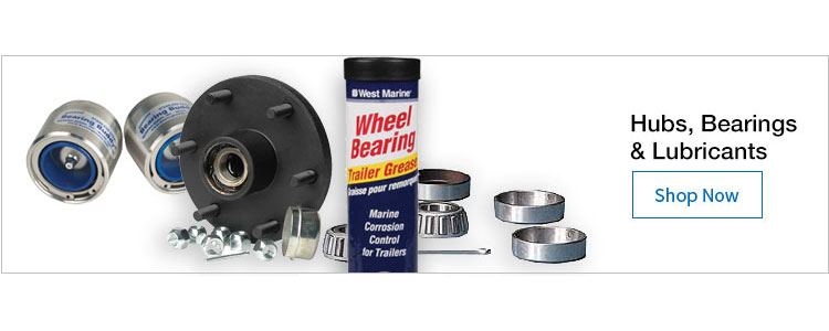 Hubs, Bearings & Lubricants