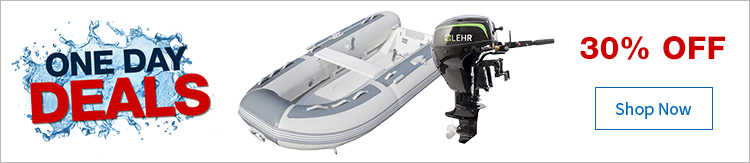 30% Off West Marine Boats & Lehr Outboards