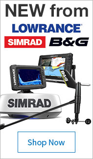 New From Simrad, Lowrance & B&G