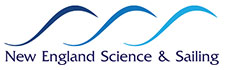 New England Science & Sailing Logo