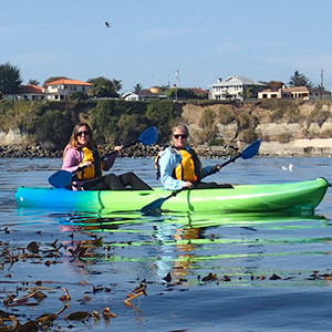Kayaking for Fitness