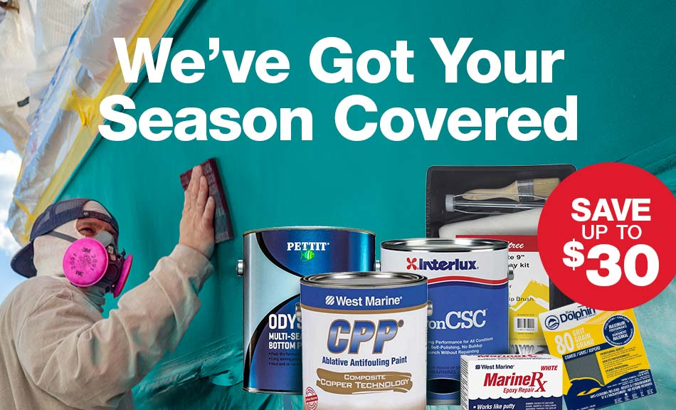 We've Got Your Season Covered. Save up to $30
