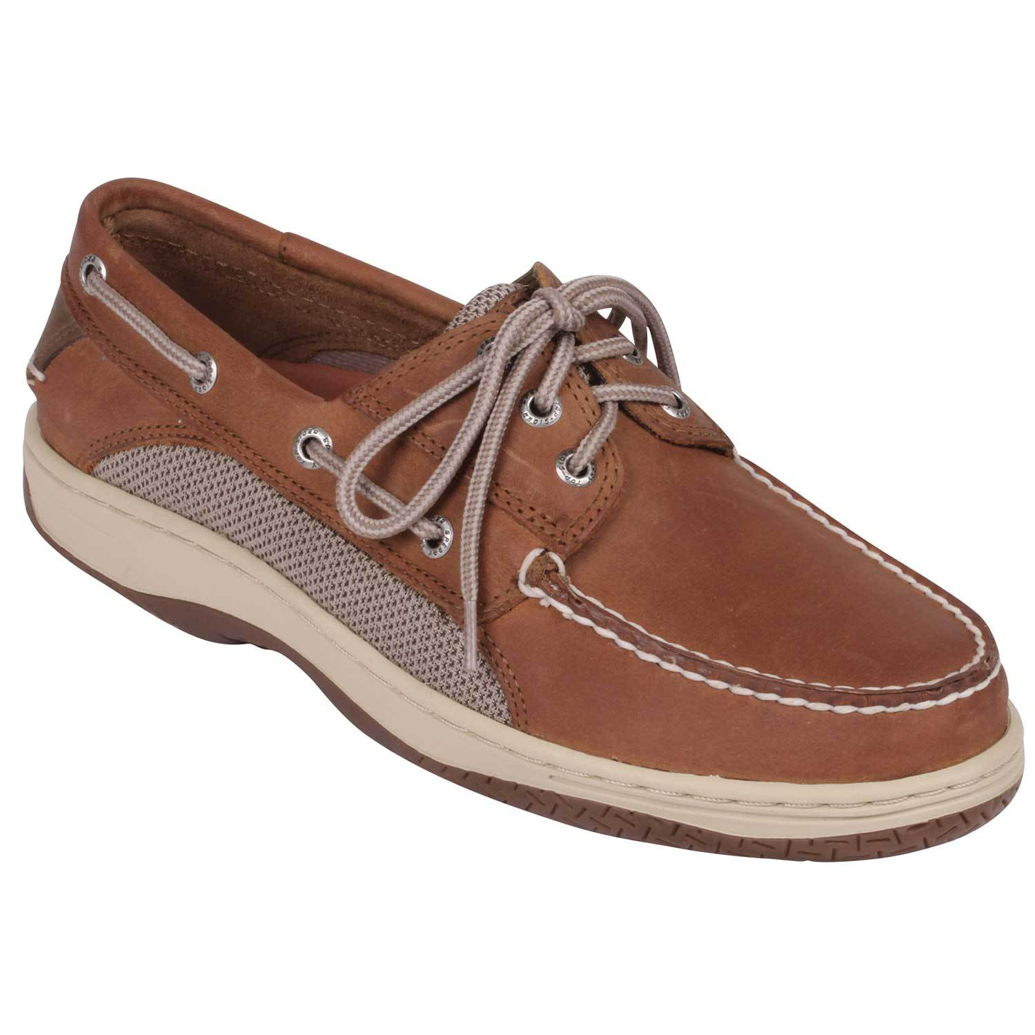 SPERRY Men's Billfish 3-Eye Boat Shoes, Wide Width | West Marine