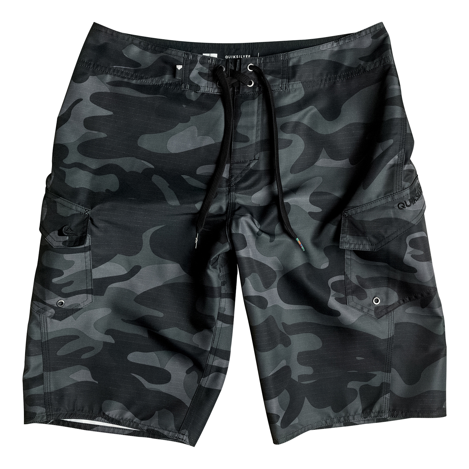 6390841057 QUIKSILVER Men's Manic Camo Board Shorts | West Marine