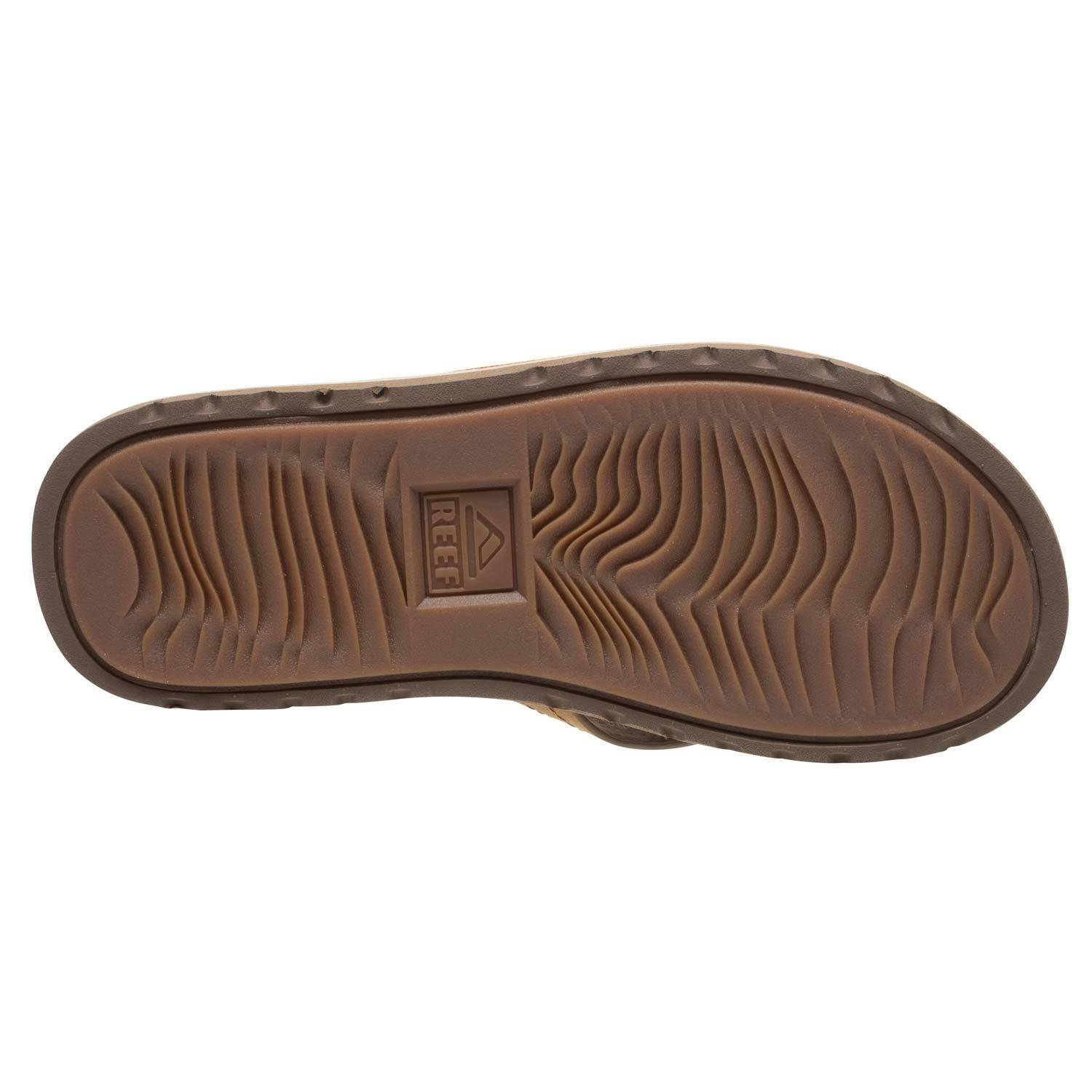 0968a2de10d608 REEF Men s Voyage Flip-Flop Sandals