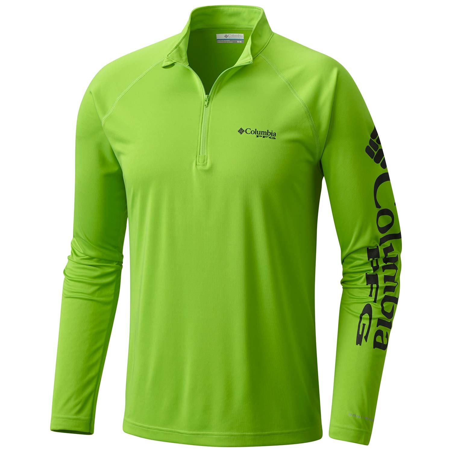 f5df59c1261 COLUMBIA Men's PFG Terminal Tackle™ 1/4 Zip Pullover | West Marine