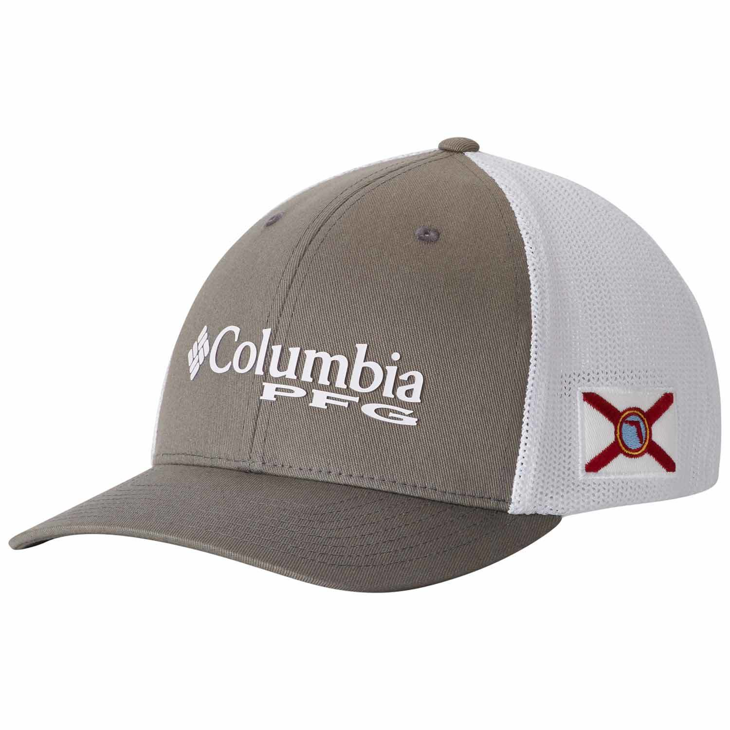d96eba845 COLUMBIA Men's PFG Mesh Stateside™ Ball Cap | West Marine