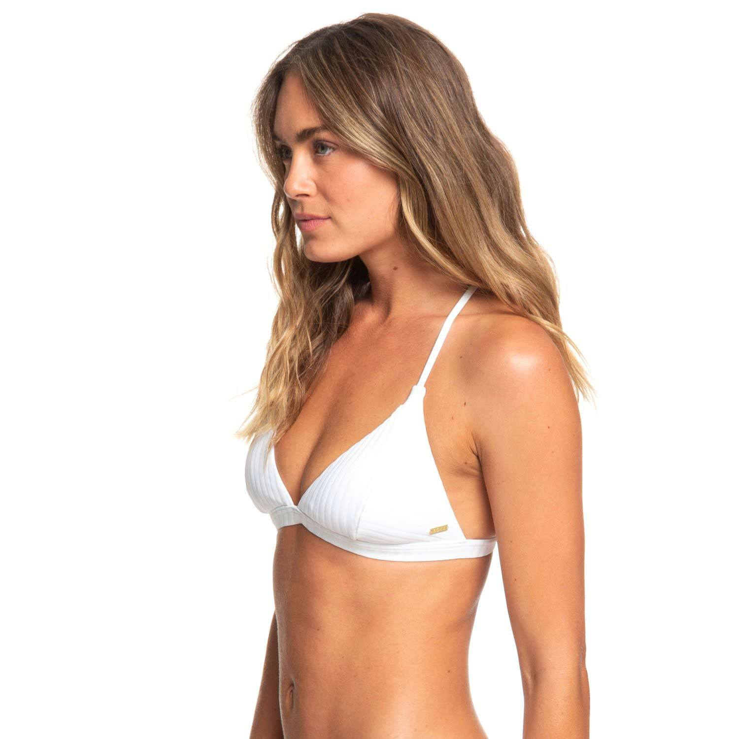b2f09354f195c Women's Color My Life Triangle Bikini Top Enlarged view of picture, opens  dialog