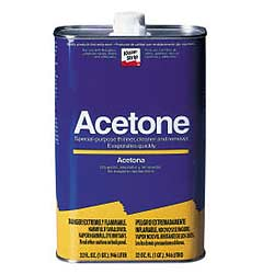Acetone To Remove Paint From Plastic