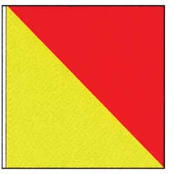 Code of Signals Flag (O)