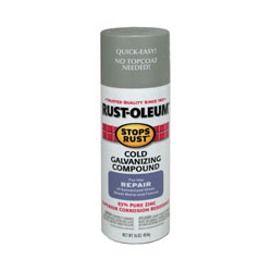 Cold Galvanizing Compound, 16 oz.