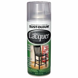 Clear Lacquer Spray