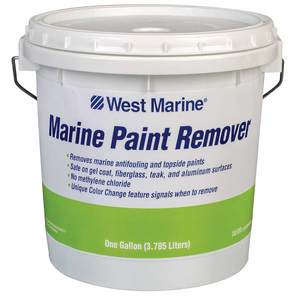 Marine Paint Remover, Gallon