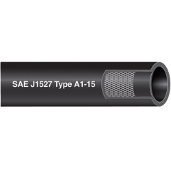 """Shields 1 1//2/"""" Fuel Fill Hose Series 355 Sold Per Foot"""
