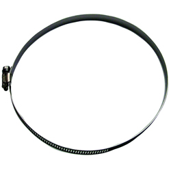 "18-7317 Hose Clamp - 5"" to 7"" Diameter Std. # 104"