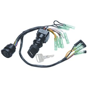 ignition switches west marine 1985 Yamaha 115 Outboard Wiring Diagram yamaha dash ignition switch, exact oem