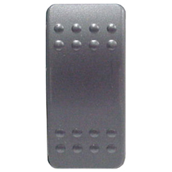 Contura® II Standard Rocker Switch, Weather Resistant, Gray