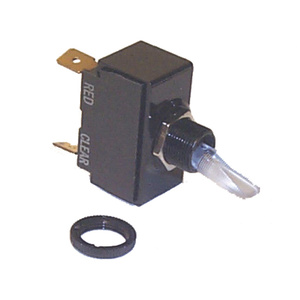 Toggle Switch, Mom On-Off, SPST