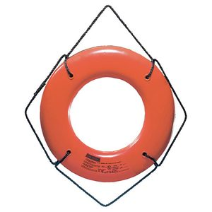 "30"" Dia. Type IV Ring Buoy, Orange"