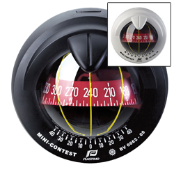 Mini Contest Sailboat Bulkhead-Mount Compasses