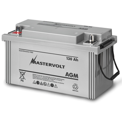 AGM 12/130 Group N/A Sealed Marine Battery