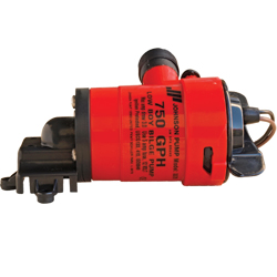 750 GPH Low Boy Electric Bilge Pump