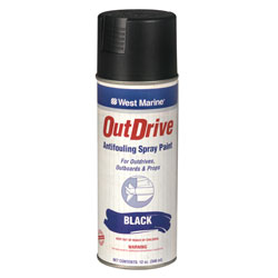 Outdrive Antifouling Spray Paint
