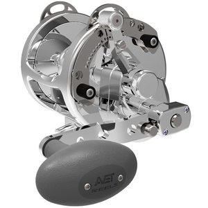 HXW 5/2 2-Speed Lever Drag Casting Reel