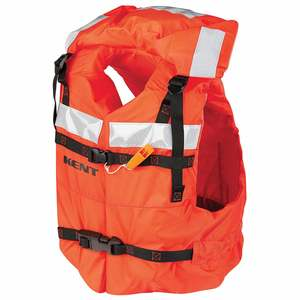 Type I Foam Life Jacket, Adult Over 90lb.