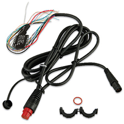 19-Pin Threaded Power/Data/Sonar Cable