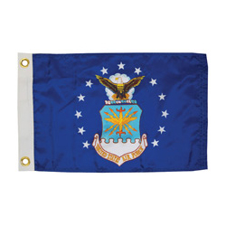 "U.S. Air Force Novelty Flag, 12"" x 18"""