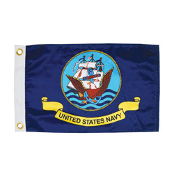 "U.S. Navy Novelty Flag, 12"" x 18"""