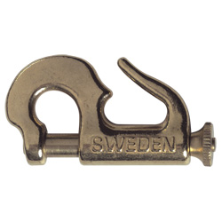 Swedish Forged-Brass Piston Hanks