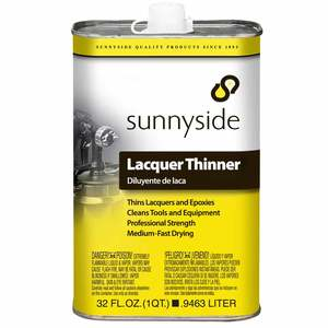 Lacquer Thinner, Quart