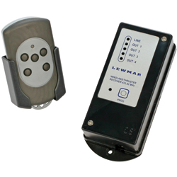Five-Button Wireless Remote (Windlass & Thruster)