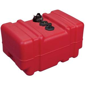 12 Gallon High Profile Portable Fuel Tank