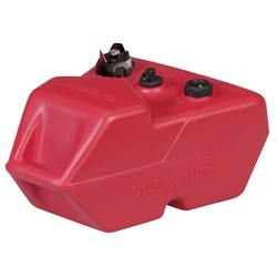 Low Permeation 6 Gallon Above-Deck Bow Fuel Tank