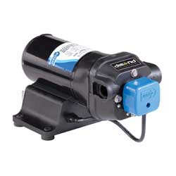 5.0 GPM V-Flo Variable Speed Pump