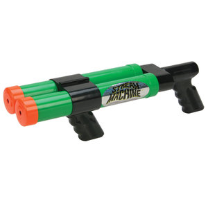Stream Machine Double Barrel Toy Gun
