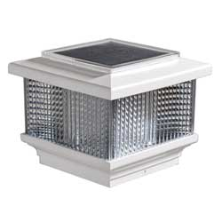 Solar LED Lights for 4 x 4 Post