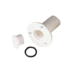West Marine Garboard Drain Plug With, Drain Plugs for Boats
