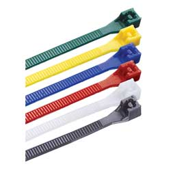 Cable Tie Assortment, 24-Piece