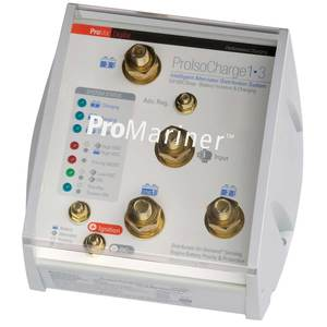 ProlsoCharge 3 Battery Power Distribution System, 120A