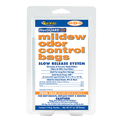 NosGUARD SG Mildew Odor Control Slow Release System, Twin-Pack