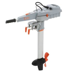 Travel 1003 Electric Outboard, Short Shaft