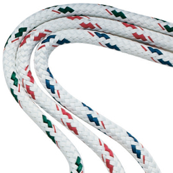 Color-Coded Sta-Set Polyester Yacht Braid, Sold per Foot