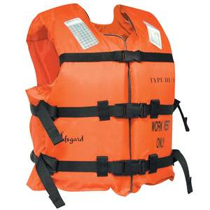 Industrial Work Life Jacket X-Large