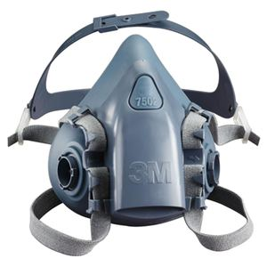 Half Facepiece Reusable Respirator, Medium